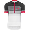 Protective Turin Cykeltrøje korte ærmer Herrer hvid/sort